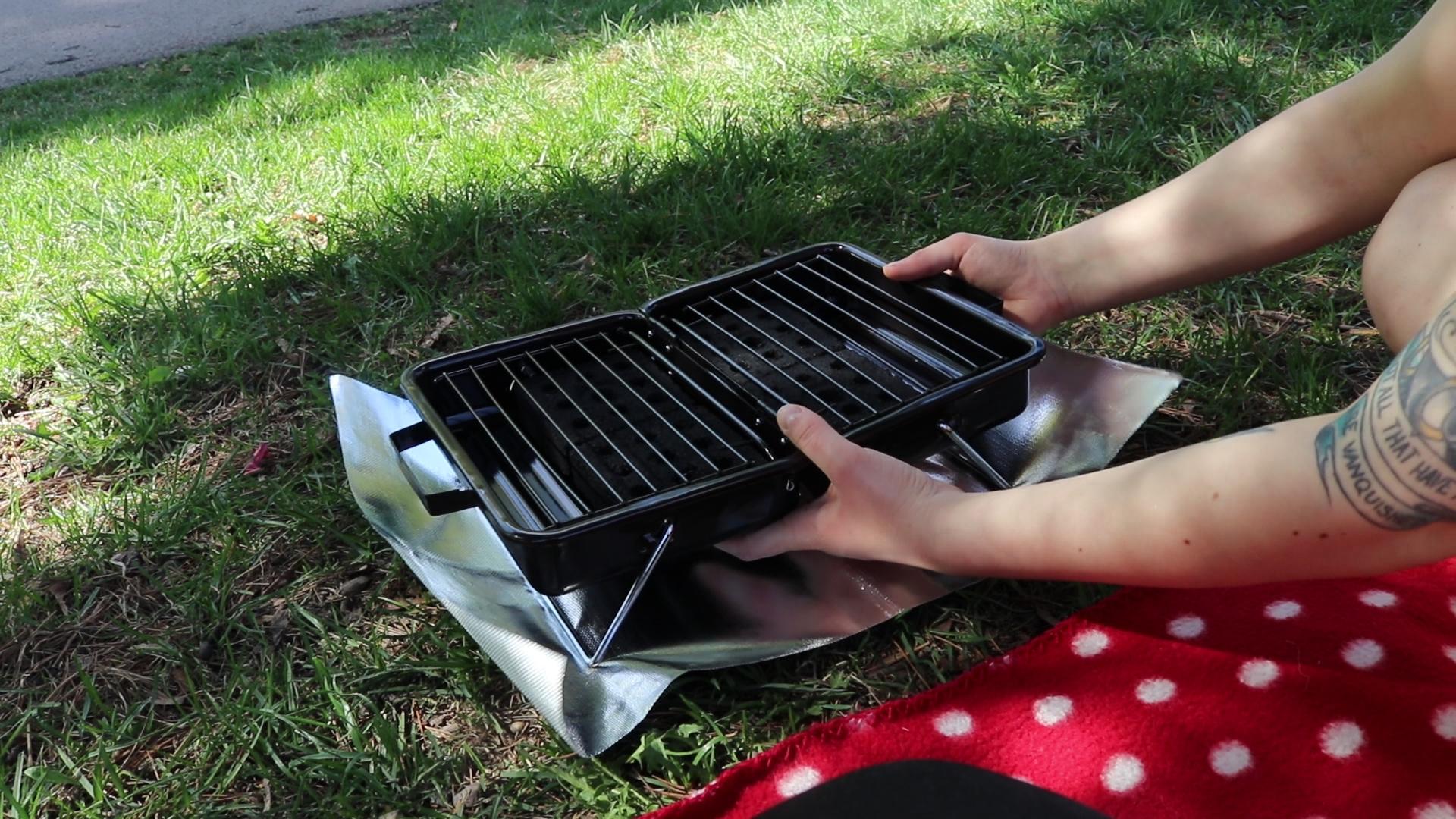 Barbeco: en miljøvennlig grill