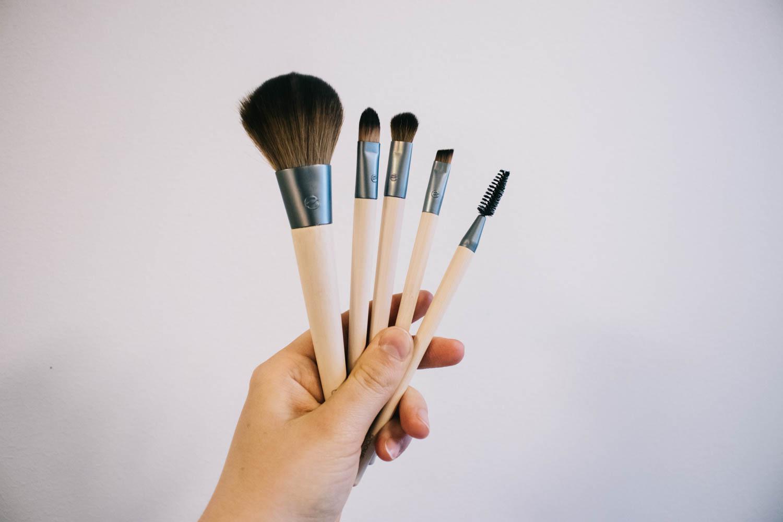 Min favorittsminkekost: Eco tools