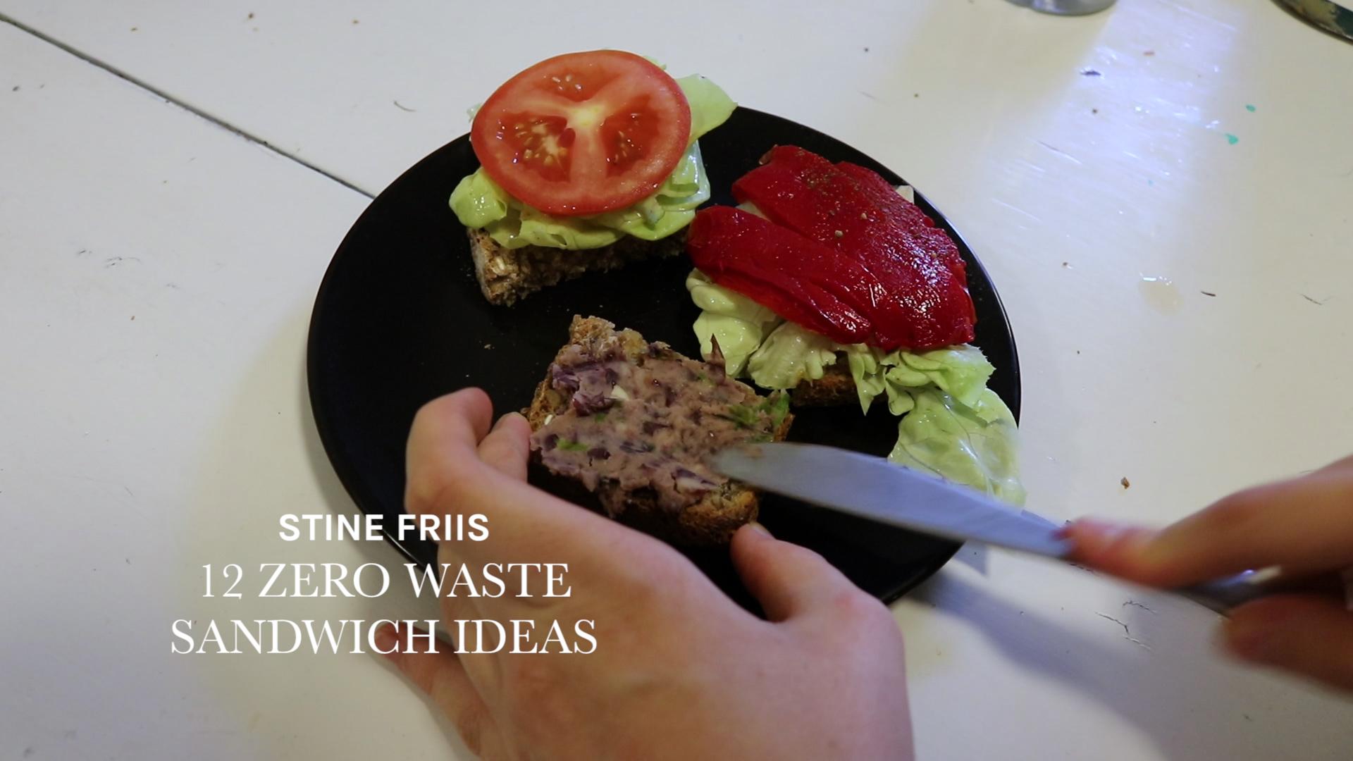 12 ideer til zero waste pålegg