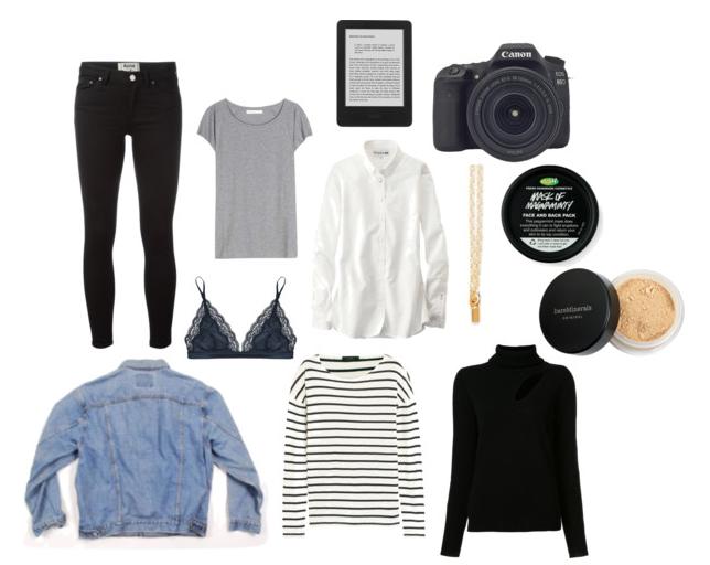 Å pakke minimalistisk