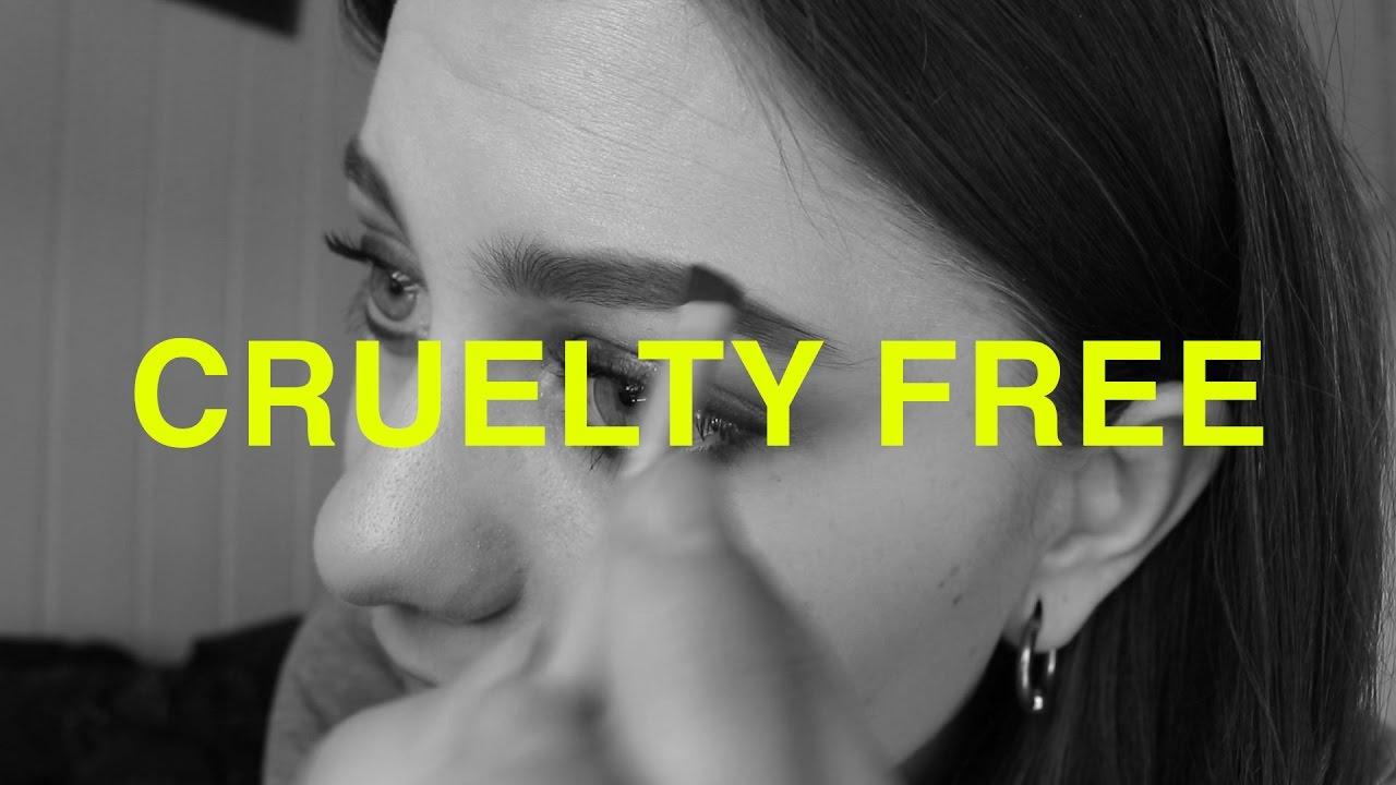 Sammenligner dyr og billig cruelty free-sminke for øyenbryn
